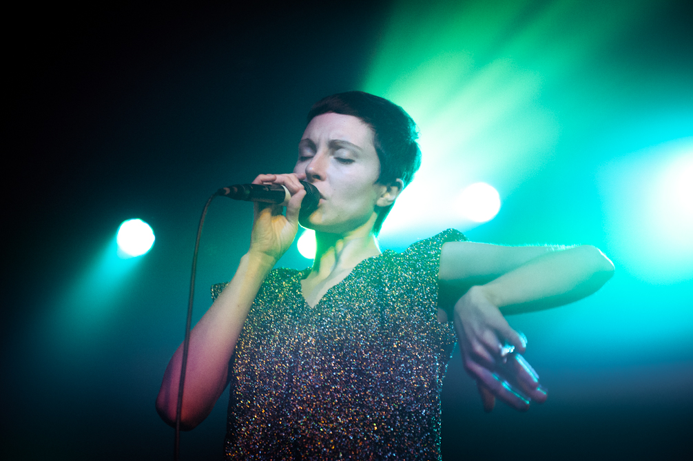 Review + Photos | Polica + Night Moves @ Wonder Ballroom (PDX ...